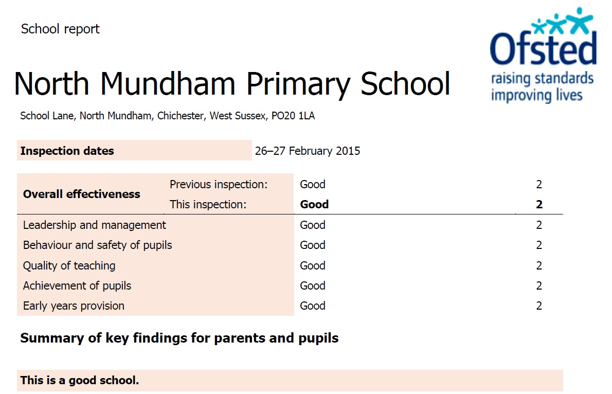 Ofsted Overview